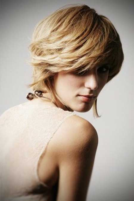 Blonde Thick Gorgeous Bob