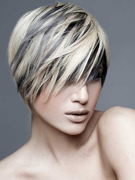 20 Short Hair Color Ideas Short Hairstyles 2018 2019