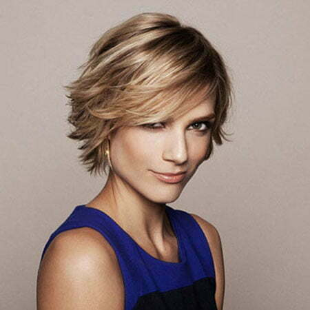 short hair styles and tends