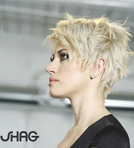 Awe Inspiring 1000 Images About Hairstyles On Pinterest Bobs Messy Pixie And Short Hairstyles Gunalazisus