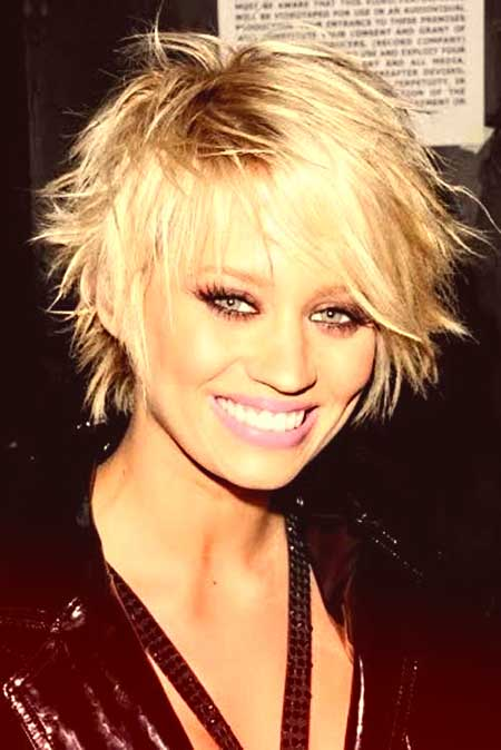 Cute Short Haircuts 2014_11