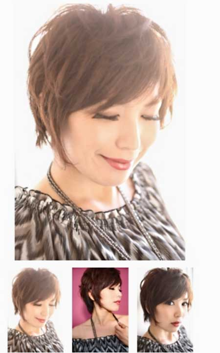 Cute Short Haircuts 2014_12