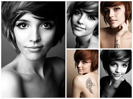 Cute Short Haircuts 2014_29
