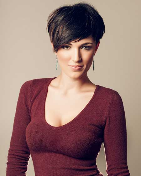 Cute Short Haircuts 2014_6