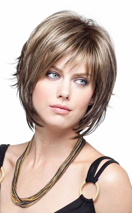 hairstyles layered bob - photo #22