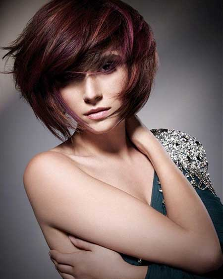 Layered Bob Hairstyles _9
