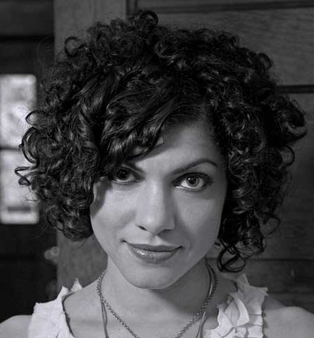 Groovy 35 Best Short Curly Hairstyles 2013 2014 Short Hairstyles 2016 Hairstyles For Women Draintrainus