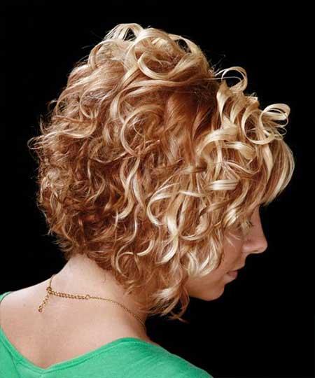 Super 35 Best Short Curly Hairstyles 2013 2014 Short Hairstyles 2016 Hairstyles For Women Draintrainus