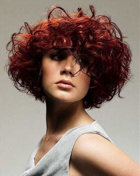 Groovy 35 Best Short Curly Hairstyles 2013 2014 Short Hairstyles 2016 Short Hairstyles Gunalazisus