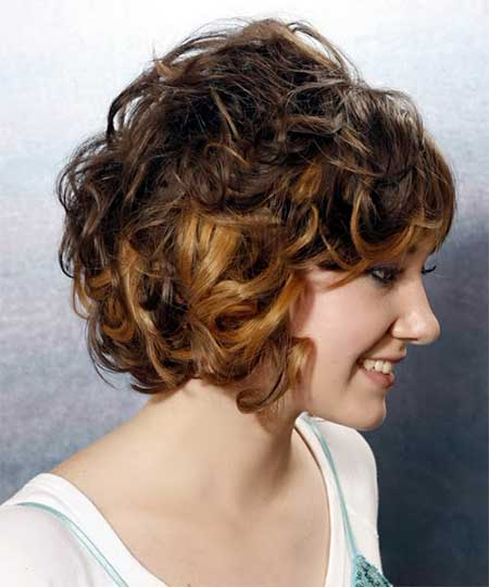 35 Best Short Curly Hairstyles 2013 - 2014