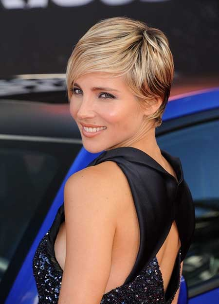 Latest Short Blonde Hairstyles_18