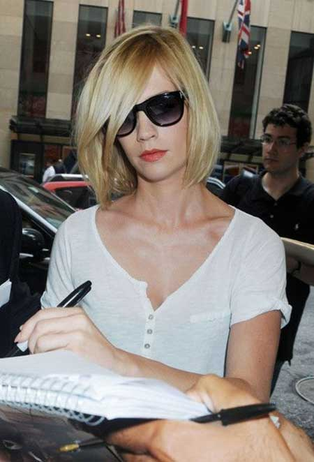 Latest Short Blonde Hairstyles_23