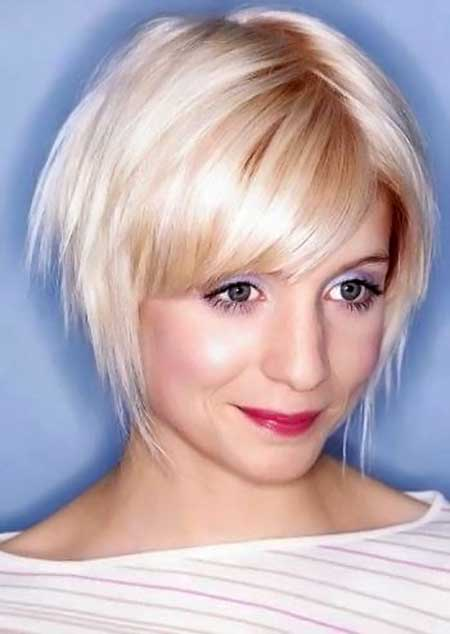 Latest Short Blonde Hairstyles_3