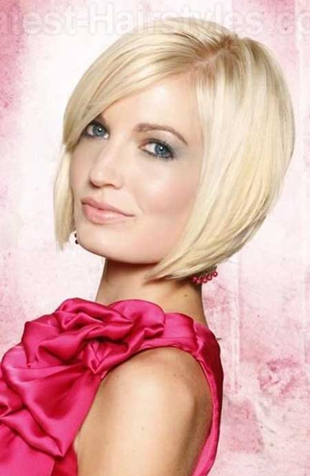 Latest Short Blonde Hairstyles_5