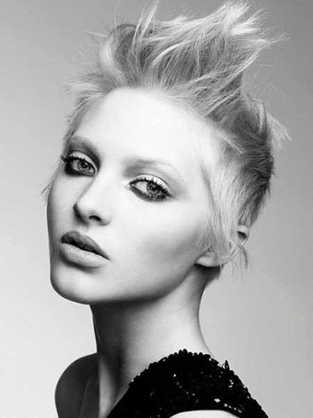 25 Short Trendy Hairstyles for Women_19