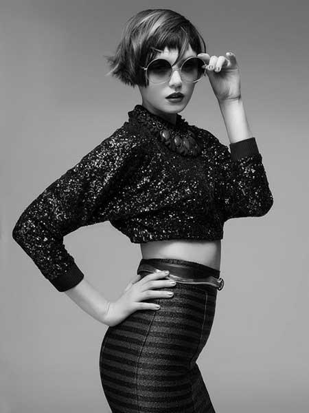 25 Short Trendy Hairstyles for Women_2