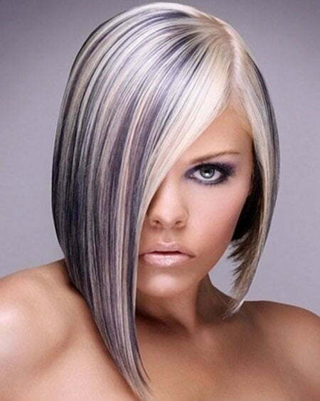 20 Cute Colors for Short Hair_8