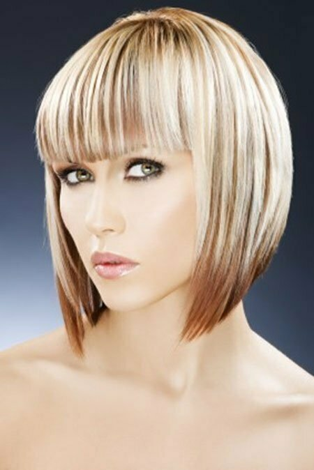 20 Cute Colors for Short Hair_9