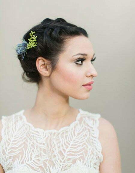 Bridal Short Hairstyles