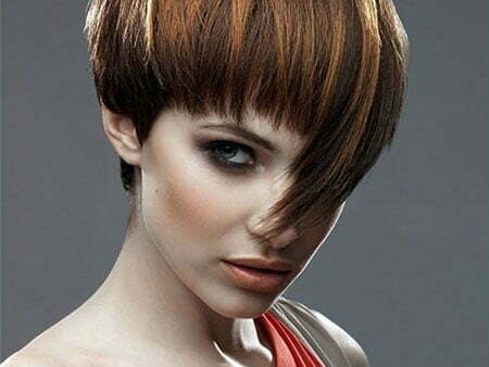 Short Hair Cuts and Color