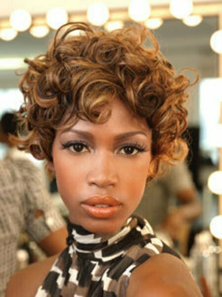Short Hairstyles Curly Hair