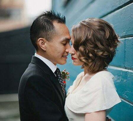 Wedding Hair Short