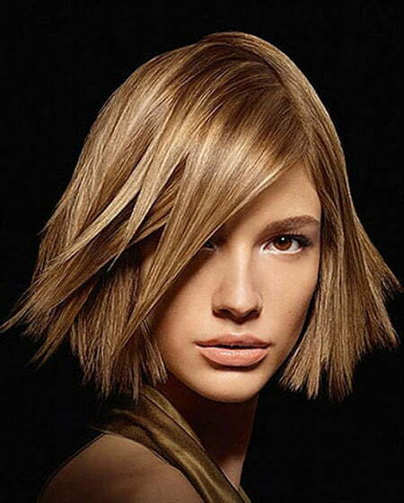Awesome and Fabulous Blunt End Bob Cut