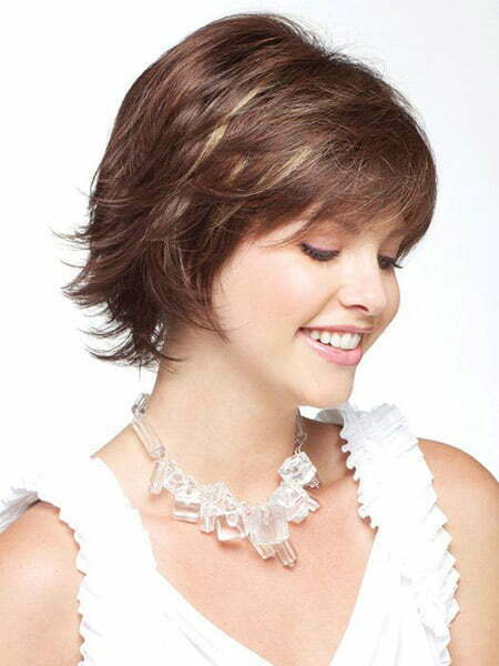 Cute short haircuts women