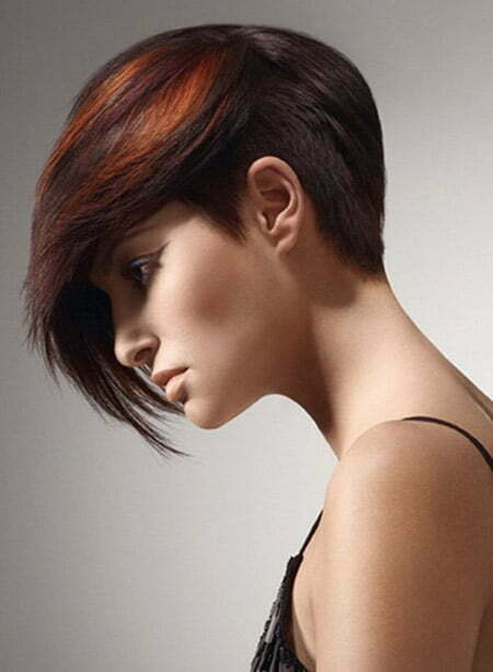 Fabulously Charming Pixie Cut