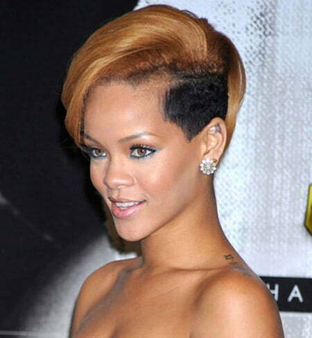 Fantastic Pixie Cut By Rihanna