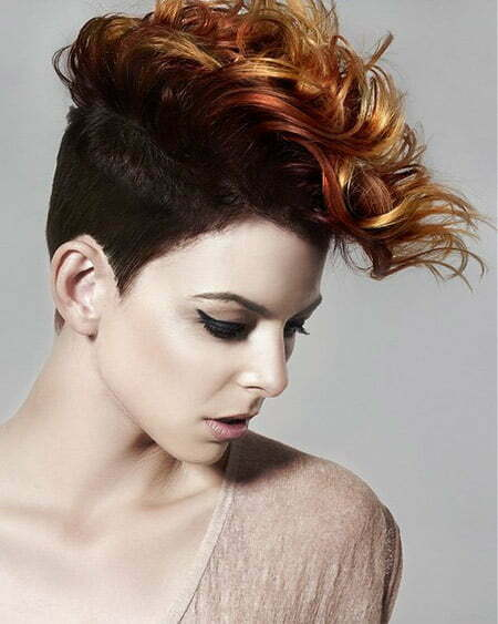 Pixie Cut with Awesome Top and Nice Undercut