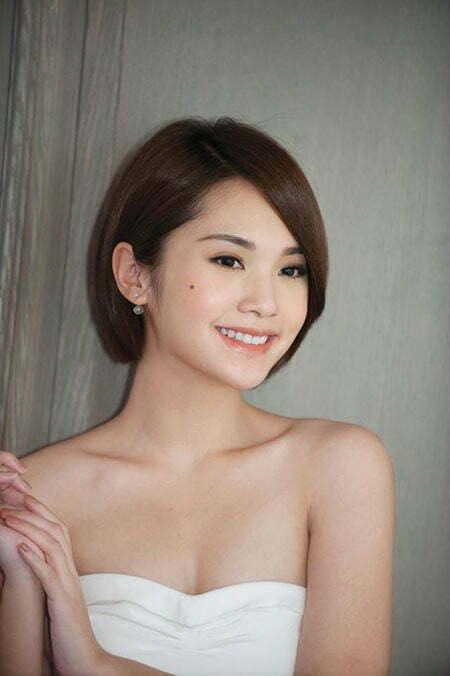 19 Wedding Hairstyle Short Hair_3