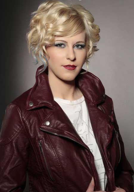 20 Best Short Curly Hairstyles 2014_1