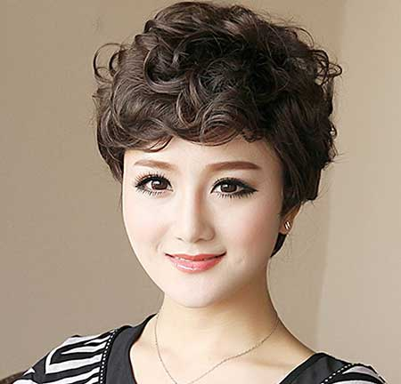 Fine 20 Best Short Curly Hairstyles 2014 Short Hairstyles 2016 2017 Hairstyles For Women Draintrainus