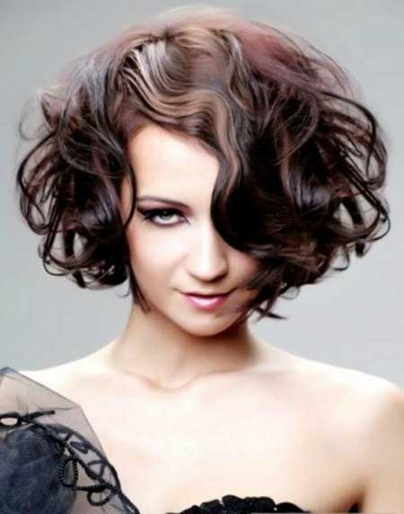 20 Best Short Curly Hairstyles 2014_3