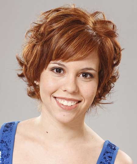 Popular Short Hair The Best Short Hairstyles For Short Curly Hairstyle Short
