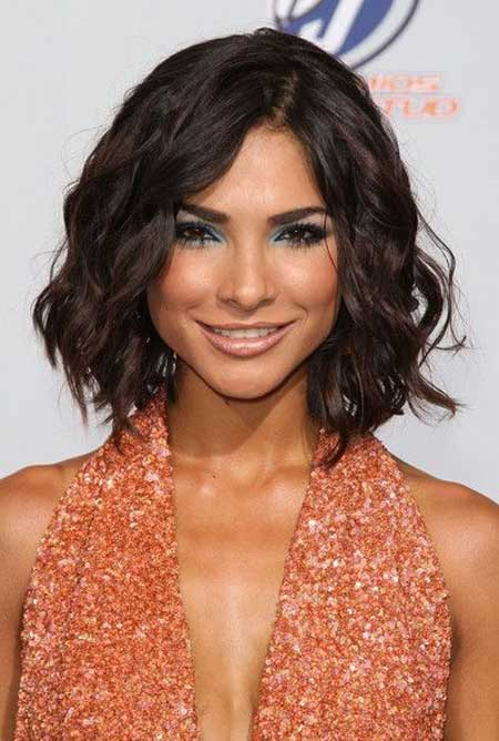 20 Best Short Wavy Hairstyles_7