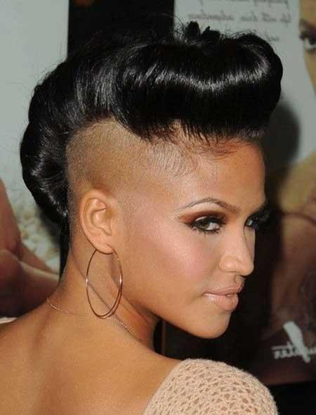Original Shaved Side Cut