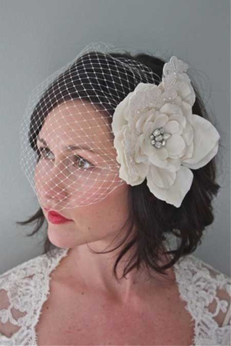 20 Bridal Short Hairstyles_7