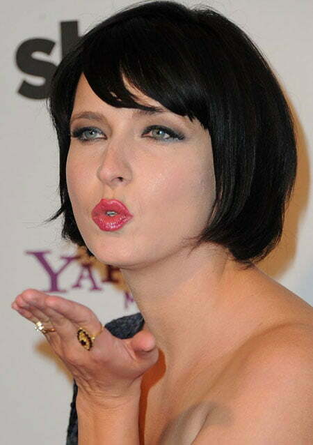 20 Celebrity Short Haircuts 2014_8