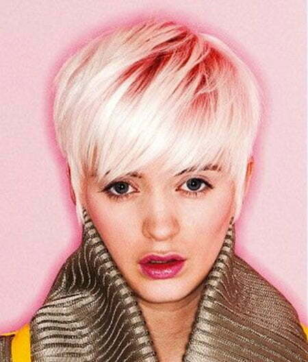 20 Color Ideas for Short Hair_10