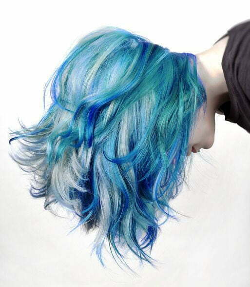 20 Color Ideas for Short Hair_3