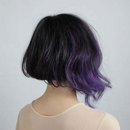 20 Color Ideas for Short Hair_6