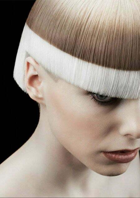 20 Color Ideas for Short Hair_7