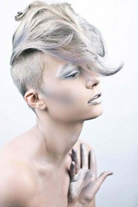 20 Color Ideas for Short Hair_8