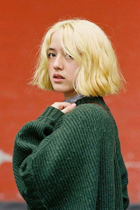 20 Color Ideas for Short Hair_9