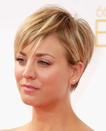 Hairstyles Crop Haircuts For Thin Fine Hair Picture