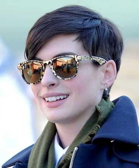 Short Pixie Hair Trend for Girls 2015