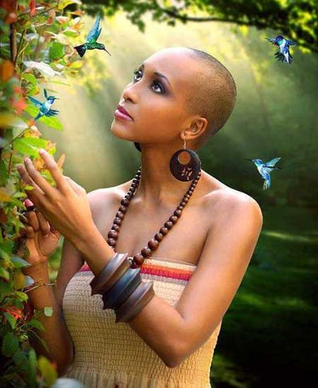 20 Nice Short Haircuts for Black Women_10