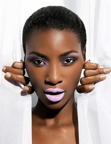 20 Nice Short Haircuts for Black Women_15